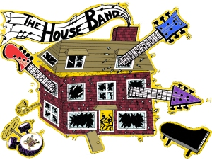 house band blank (2014 update)