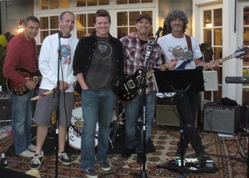 House Band May 28 2011 McAdams