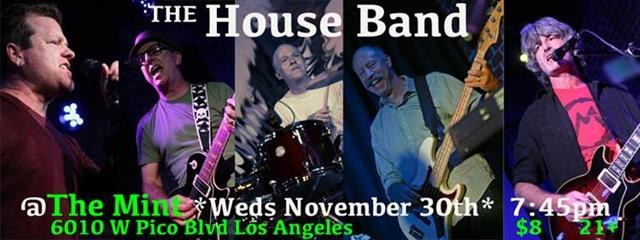 House Band Minto 11-30-16