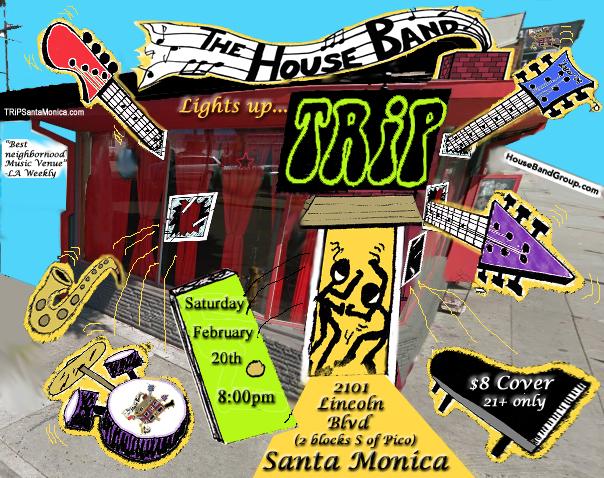 house band trip 2-20-16