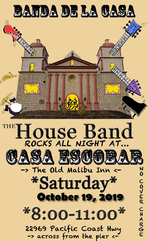 Casa Escobar 10-19-19