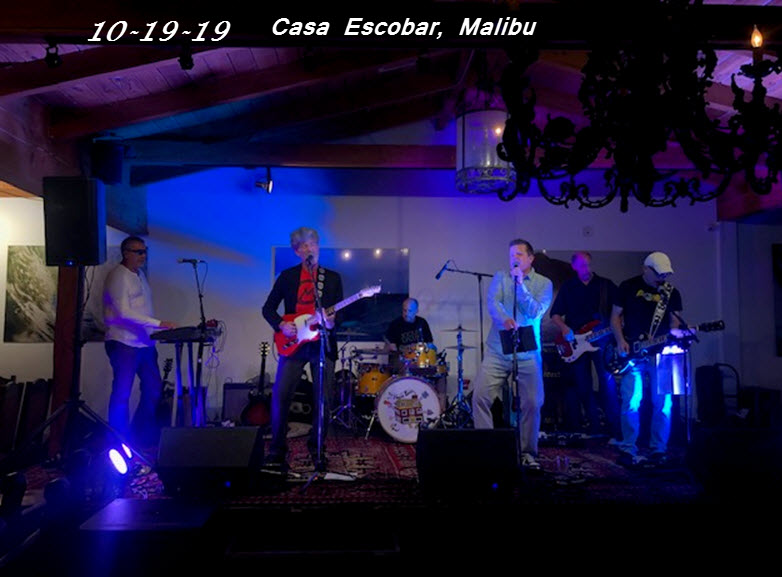 House Band 10-19-19